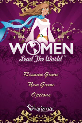 Women Lead the World, game, screen, image, iphone