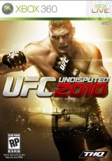 UFC Undisputed, game, image, screen, box, art, cover