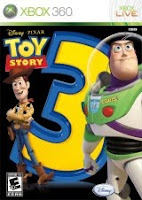 Toy Story 3, Game, image, screen, xbox