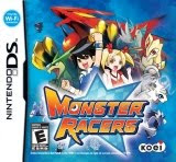 Monster Racers, nintendo, ds, game, screen, image