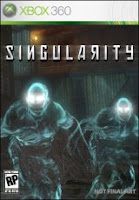 Singularity, box, art, image, screen, xbox
