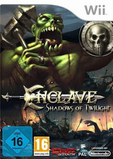 Enclave: Shadows of Twilight, game, screen, image, Nintendo, Wii