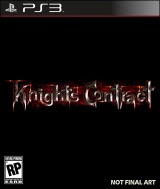 Knights Contract, game, box, art, image