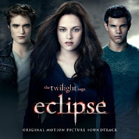 The Twilight Saga, Eclipse, Movie,  Soundtrack, album, cd, cover, Song, List