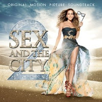 Sex and the City 2, Movie, Soundtrack, cd, cover