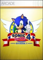 Sonic the Hedgehog 4: Episode I, box, art, image