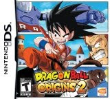 Dragon Ball: Origins 2, nintendo, ds, box, art