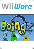 Boingz, wii, video, game