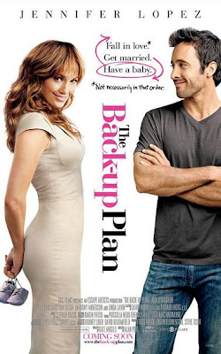 The Back Up Plan, movie, poster