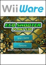 Eco Shooter Plant 530, wii, game