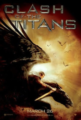 Clash of the Titans , movie, poster