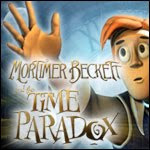 Mortimer Beckett And The Time Paradox, video, game