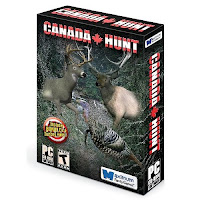 Canada Hunt, video, game, pc