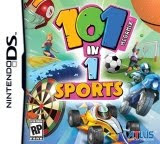 101-in-1 Sports Megamix, box, art, image