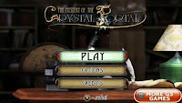 The Mystery of the Crystal Portal, psp, sony, game, screen, image