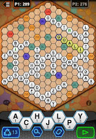 HexaLex 2, game, iphone, apple, screen, image