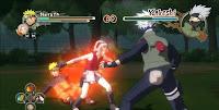 Naruto Ultimate, Ninja Storm 2, image, xbox, game, screen