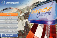 Rollercoaster Extreme, iphone, game, apple, screen, image
