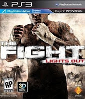 The Fight, Lights Out, game, ps3, box, art
