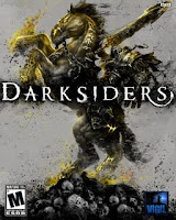 Darksiders, Wrath of War, pc, box, art