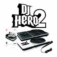 DJ Hero 2, box, art, wii, game, music