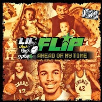 Lil' Flip, Ahead of My Time, cd, album, audio, new, box, art