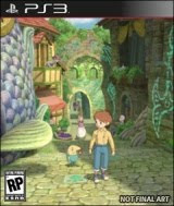 Ni no Kuni: Queen of the White Holy Ashes, sony, ps3, game