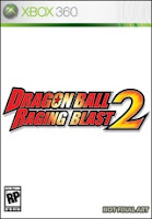 Dragon Ball: Raging Blast 2, box, art, image, cover