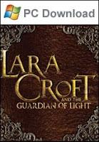 Lara Croft and the Guardian of Light, pc, game, box, art