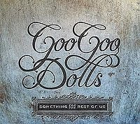 Goo Goo Dolls, Something for the Rest of Us, new, album, cd, audio, box, art