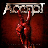 Accept, Blood of the Nations, cd, new, album