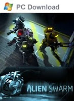 Alien Swarm, game, image, pc, box, art, screen