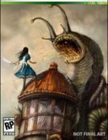 Alice: Madness Returns, game, box, art, image, pc