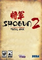 Shogun 2, Total War, game, box, art, pc
