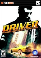 Driver: San Francisco, game, box, art, pc
