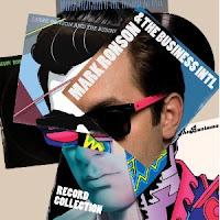 Mark Ronson, Record Collection, new, album, cd, audio, box, art
