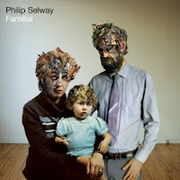 Philip Selway, Familial, cd, audio, box, art, new, album