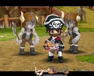 Legend of Edda, pc, game, screen