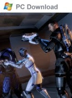 ME2, Mass Effect 2, Lair of the Shadow Broker, image, box, art
