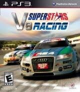 Superstars V8, Racing, Video, game, box, art