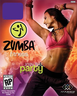 Zumba Fitness, ps3, game, box, art