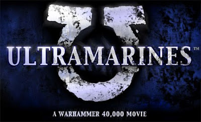 Ultramarines, movie, poster