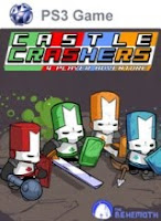 games,Castle Crashers, sony, ps3, game