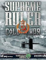 Supreme Ruler Cold War, pc, game, box, art