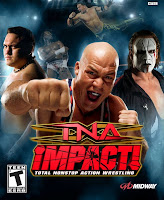 TNA Impact, 2011, Wrestling, video, game