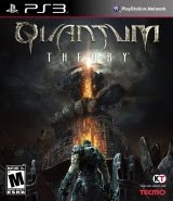 Quantum Theory, sony, ps3, box, art, image