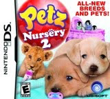 Petz: Nursery 2, nintendo, ds, box, art