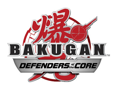 Bakugan Battle Brawlers, Defenders of the Core, psp, sony, game, screen