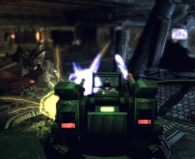 Alien Breed 2, Assault, game, screen