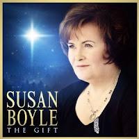 Susan Boyle, The Gift, cd, new, album, box, art